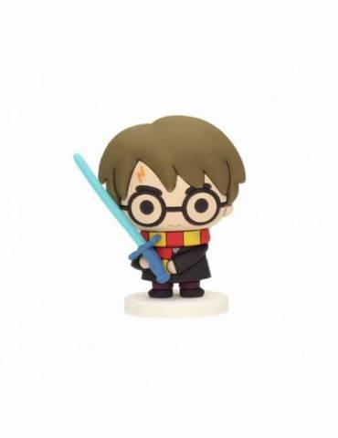 Mini Figura Goma Harry Potter: Harry Potter Espada