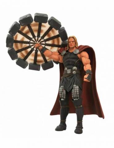 Figura Action Marvel Select Comic: Mighty Thor 20 cm