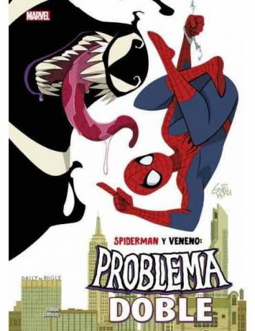 Spiderman y Veneno: Problema Doble