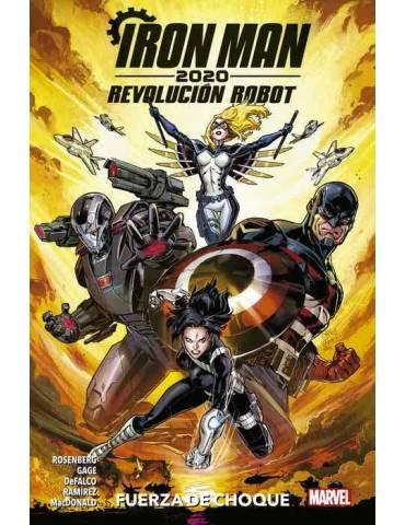 Iron Man 2020. Revolución Robot: Fuerza de Choque