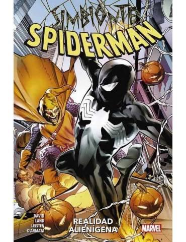 Spiderman Simbionte 02. Realidad Alienigena