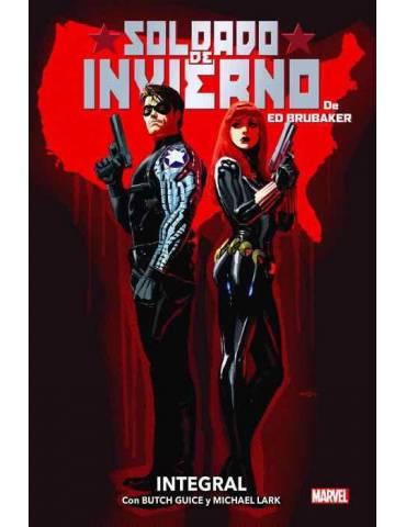 Soldado de Invierno de Ed. Brubaker Integral (Marvel Omnibus)