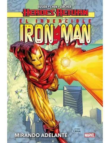 El Invencible Iron Man 01. Mirando Adelante
