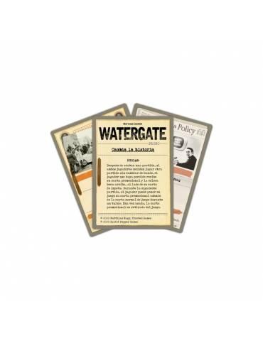 Watergate: Set de cartas...