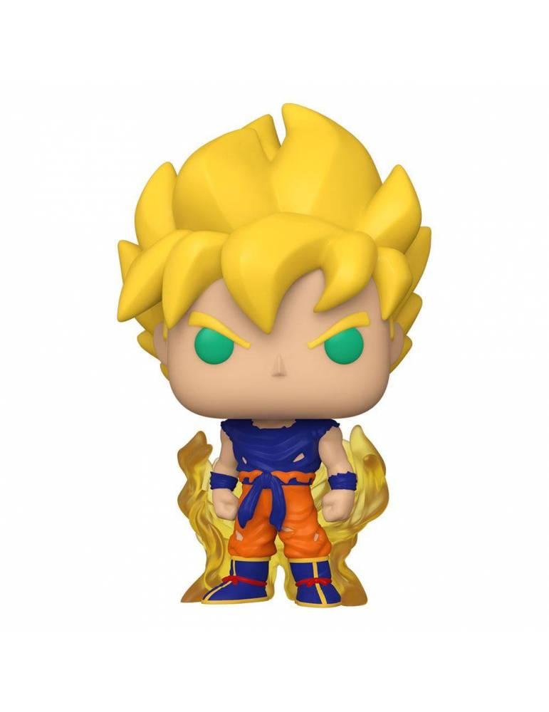 Figura POP Animation Dragon Ball Z: SS Goku (First Appearance) 9 cm