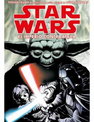 Star Wars Episodio V El Imperio Contraataca (Manga)
