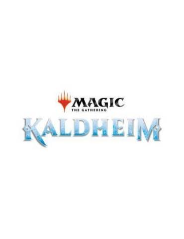 Magic: Kaldheim - Caja de Sobres de coleccionista (12 sobres) (Inglés)
