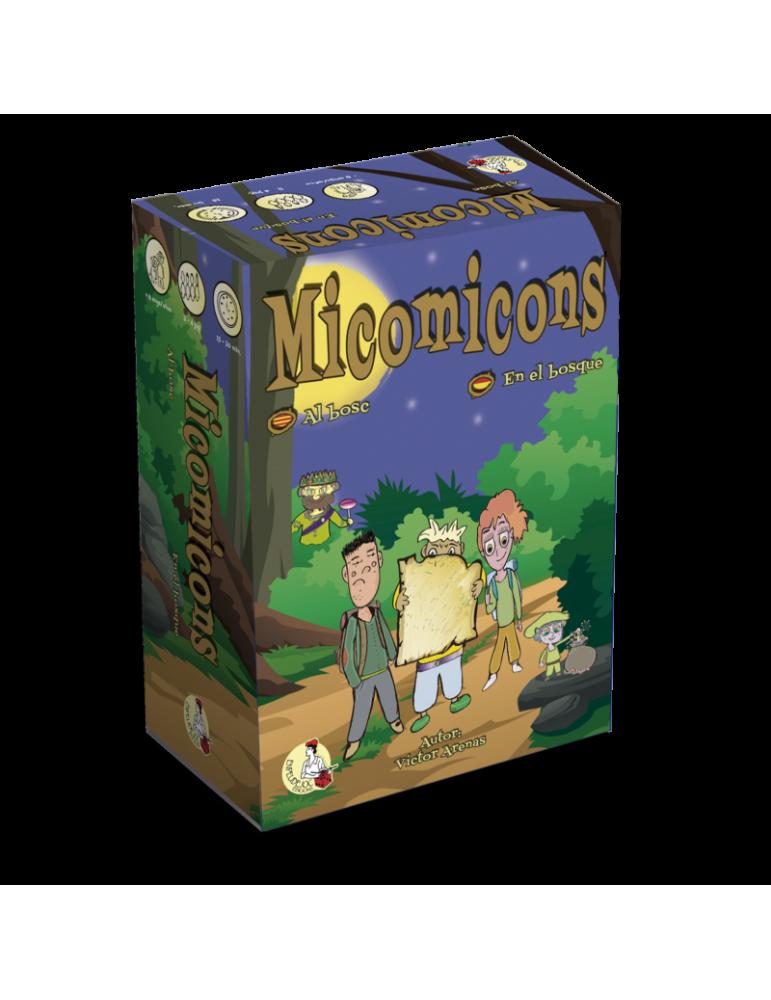 Micomicons en el bosque