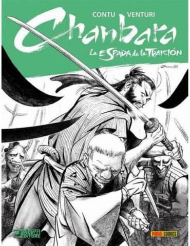 Chanbara 03: La Espada de la Traición