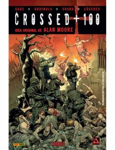 Crossed + 100 04. Mimic (Cómic)