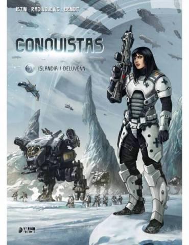 Conquistas 01: Islandia / Deluvenn