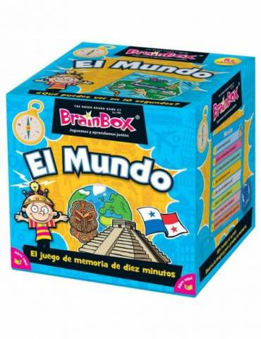 BrainBox: El mundo
