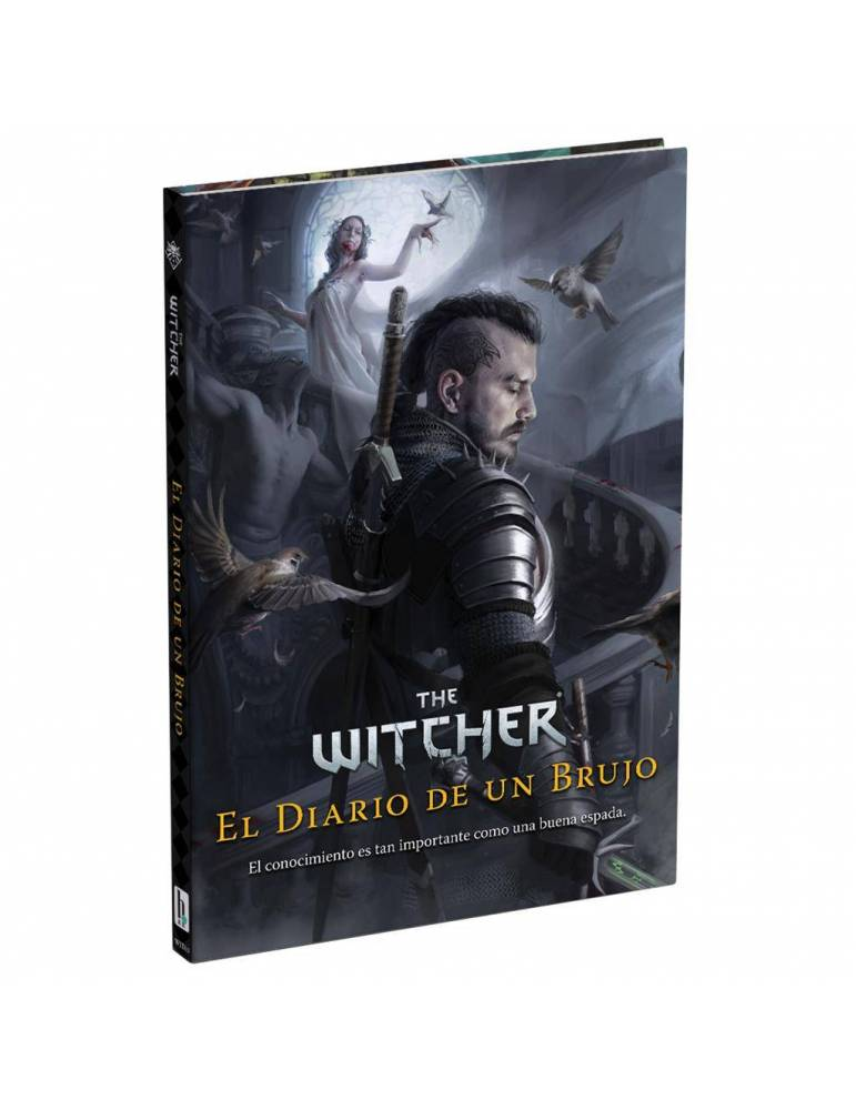 The Witcher: Diario de un brujo