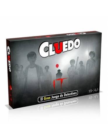 Cluedo: It!