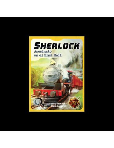 Serie Q Sherlock: Asesinato...
