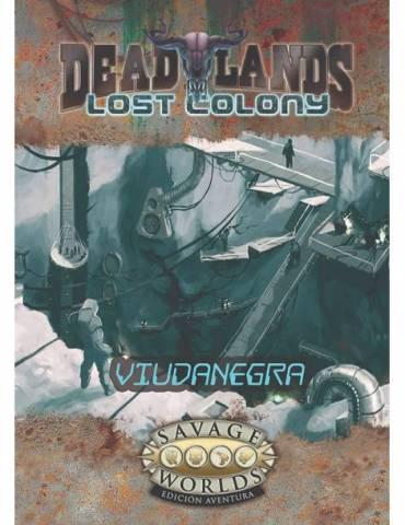 Viudanegra (Colonia Perdida)