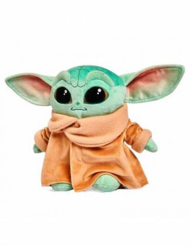 Peluche The Mandalorian: Baby Yoda The Child 25Cm
