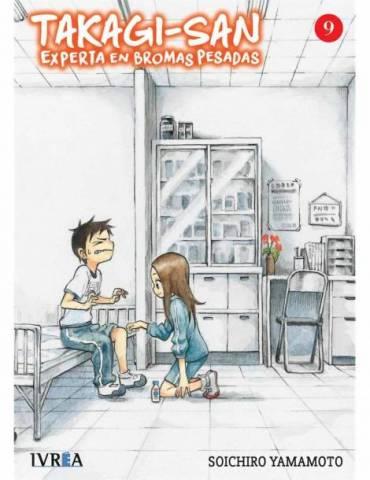 Takagi-San Experta en Bromas Pesadas 09