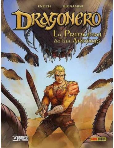 Dragonero 07: La Princesa delLas Arenas