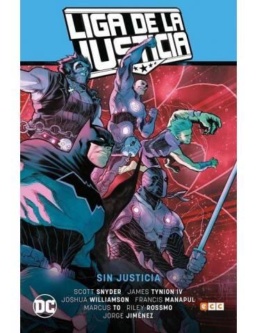 Liga de la Justicia: Sin Justicia (LJ Saga – La Totalidad Parte 1)