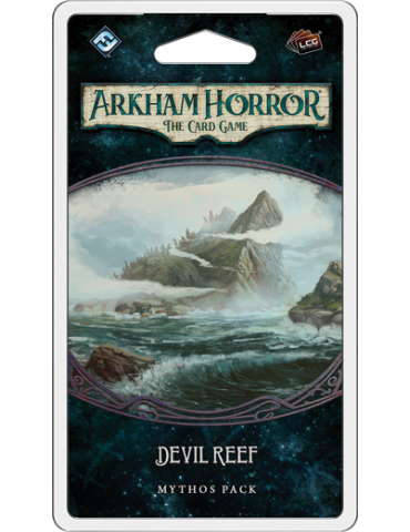 Arkham Horror: The Card Game - Devil Reef: Mythos Pack