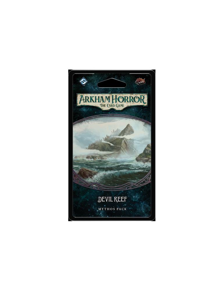 Arkham Horror: The Card Game - Devil Reef: Mythos Pack