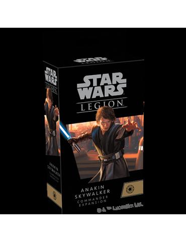 Star Wars Legion: Anakin Skywalker Commander Expansion (Inglés)