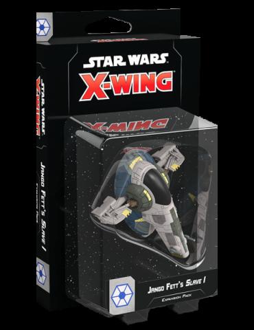 Star Wars X-Wing Jango Fett's Slave 1
