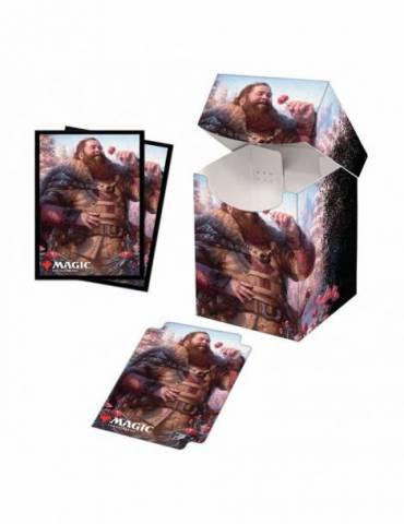 Caja para cartas Magic Commander Legends: Hans Eriksson V3 (100)
