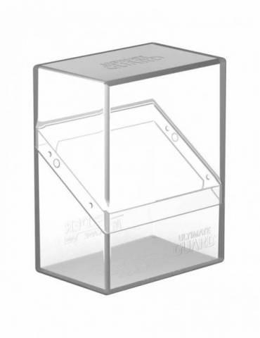 Caja de cartas Ultimate Guard Tamaño Estándar 60+ Transparente