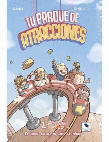 Libro-Juego 17 Tu Parque de Atracciones