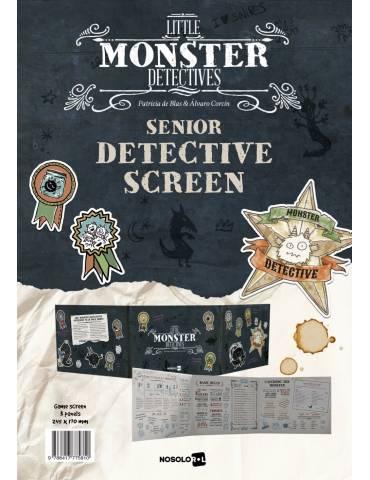 Little Monster Detectives:...