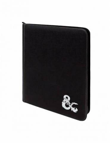 Álbum Ultra Pro Dungeons & Dragons: Premium Zippered Character Folio