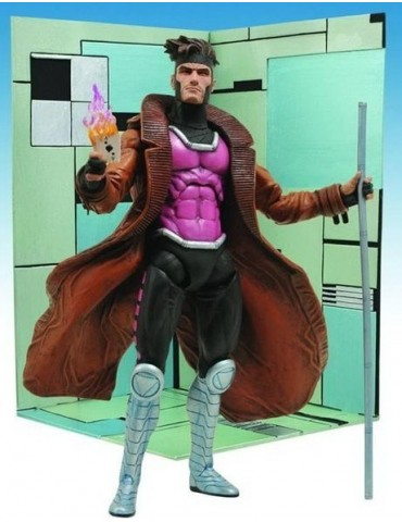 Figura Marvel Select: Gambito