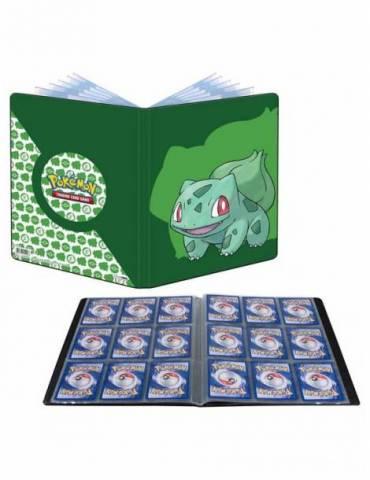 Álbum Ultra Pro de  9 Bolsillos: Bulbasaur