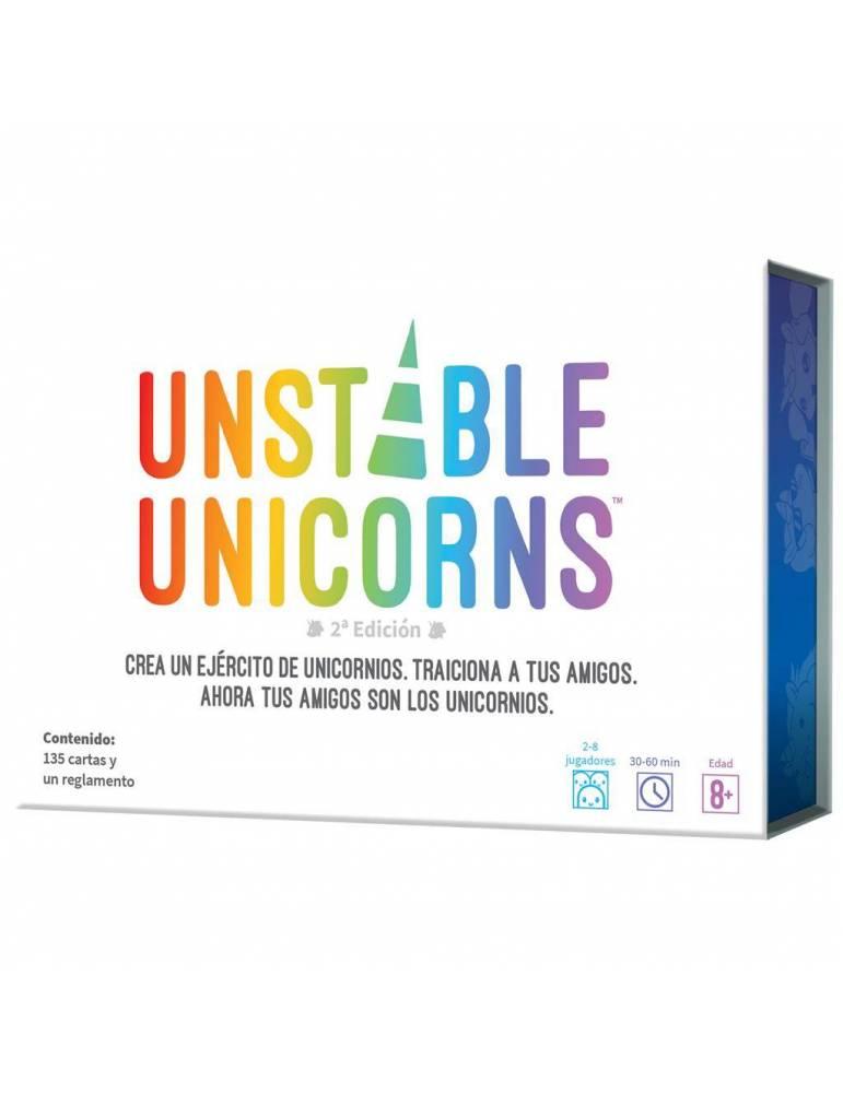 Unstable Unicorns (Castellano)