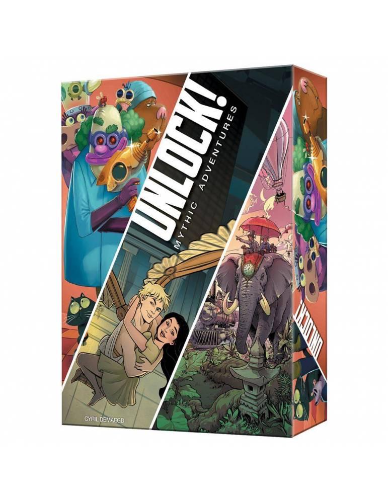 Unlock: Mythic Edition (Castellano)