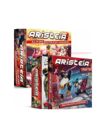 Aristeia! All-In-One Core + Prime Time Bundle