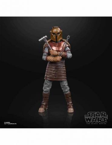 Figura Black Series Star Wars: The Armorer Mandalorian Regular Version 15 cm