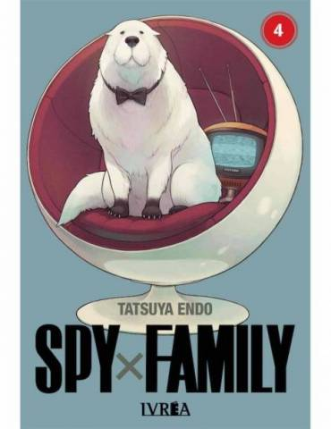 Spy X Family 04