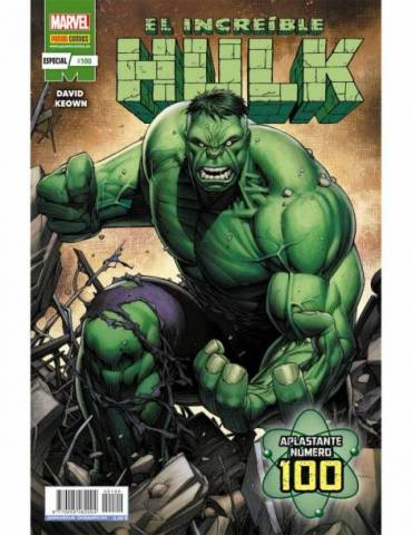 El Increible Hulk V.2 100