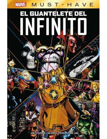 Marvel Must-Have. El Guantelete del Infinito