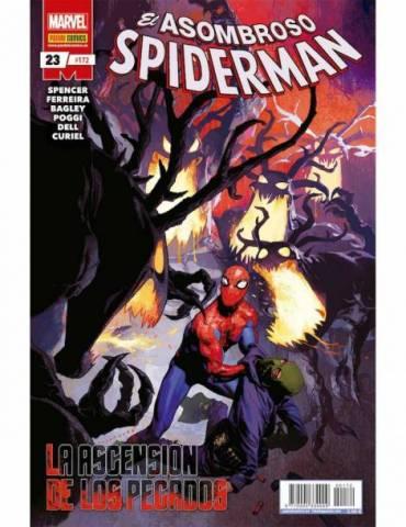 El Asombroso Spiderman 172