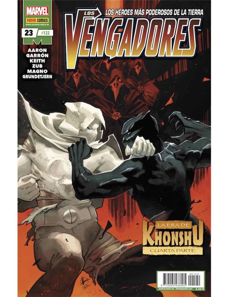 Los Vengadores 23