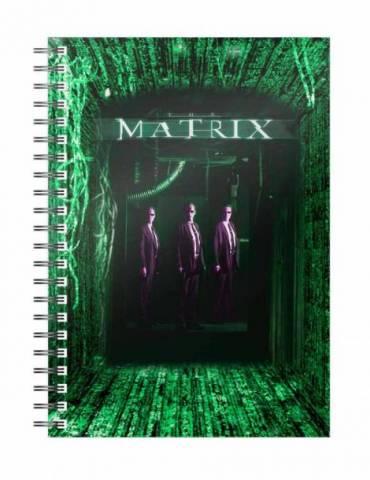 Libreta Espiral Inevitability Matrix