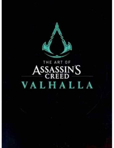 El Arte de Assassin's Creed Valhalla