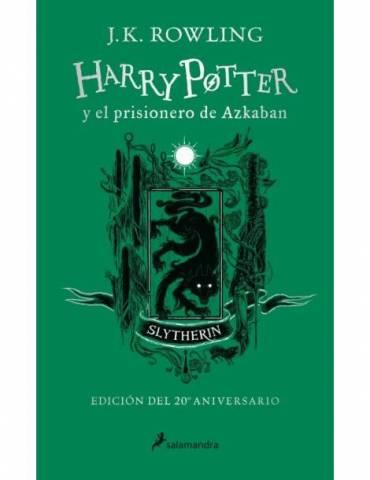 Harry Potter y El Prisionero de Azkaban. Edición Slytherin