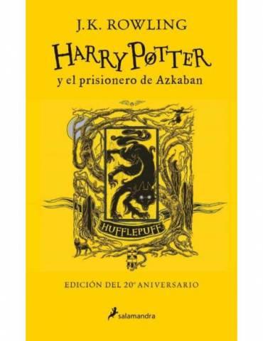 Harry Potter y El Prisionero de Azkaban. Edición Hufflepuff