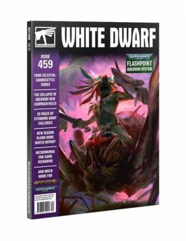 White Dwarf 459 (Inglés)