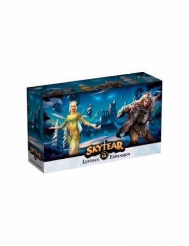 Skytear: Expansión Liothan
